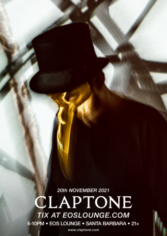 Claptone at Lot 500 11.20.21 6pm