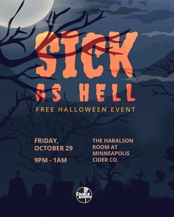 Halloween Event: Sick As Hell