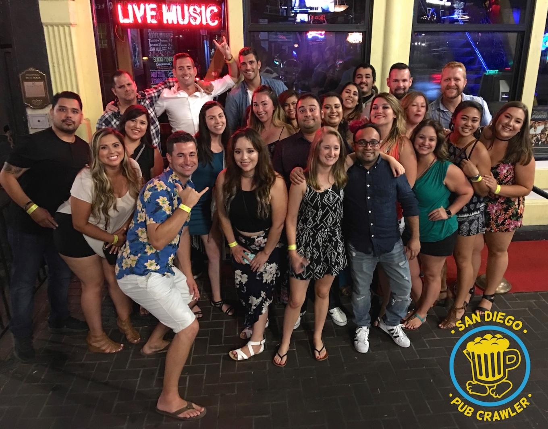 San Diego Pub Crawler - Events and Tickets   NIGHTOUT