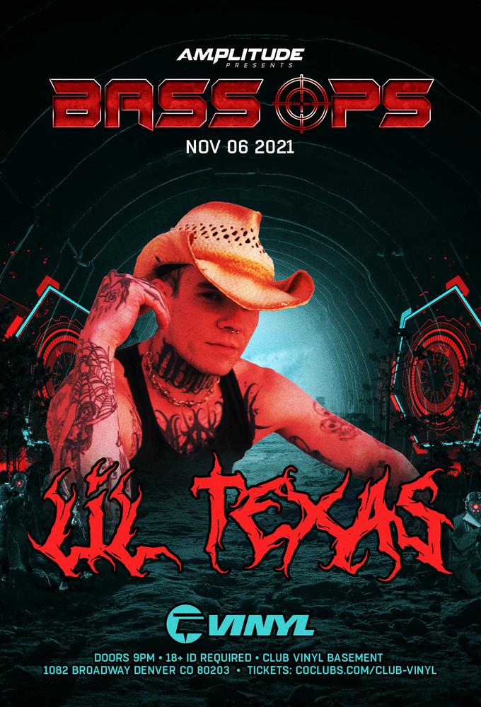 BASS OPS: Lil Texas