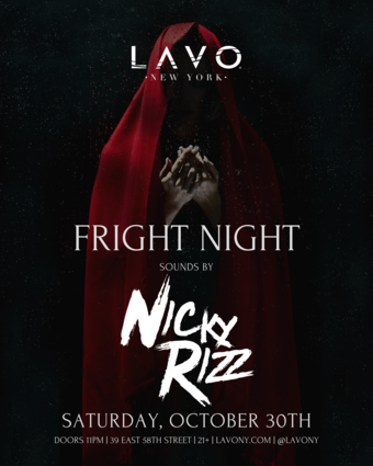 Fright Night: Sounds by Nicky Rizz