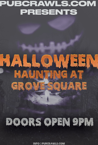 Halloween Haunting at Grove Square 2021