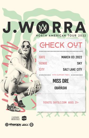 Therapy Thursdays : J. Worra