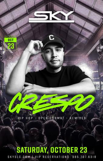 SKY SATURDAYS : Crespo
