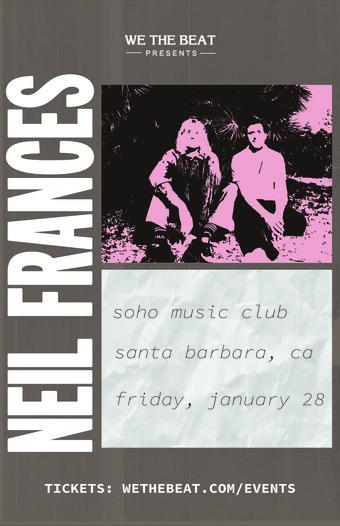 NEIL FRANCES - Santa Barbara, CA