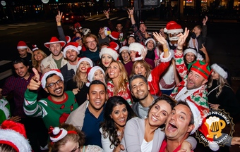 Santa Pub Crawl 2021