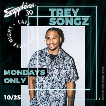 Trey Songz @ Sapphire 39 10/25