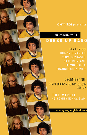 An Evening With Dress Up Gang