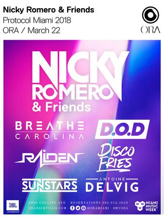 Nicky Romero & Friends