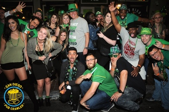 ST. PATRICK'S DAY WEEKEND 2018