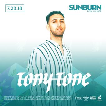 SUNBURN feat. TonyTone