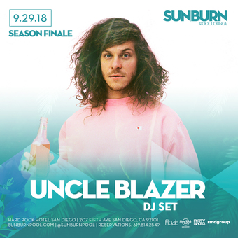 SUNBURN Finale feat. Uncle Blazer