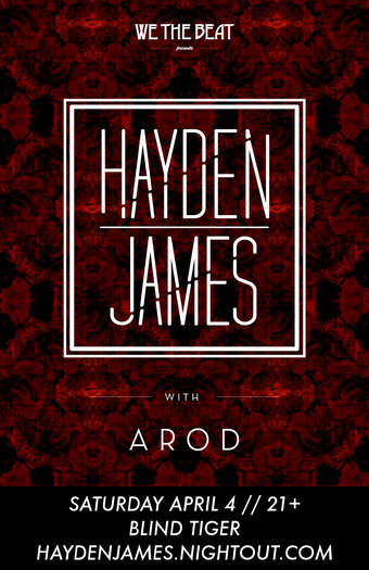 Hayden James (Live)