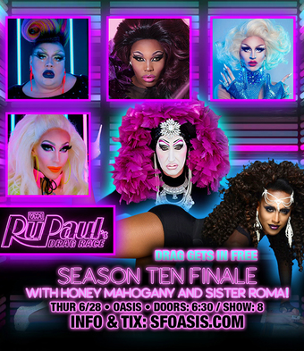 RuPaul's Drag Race Season 10 Grand Finale