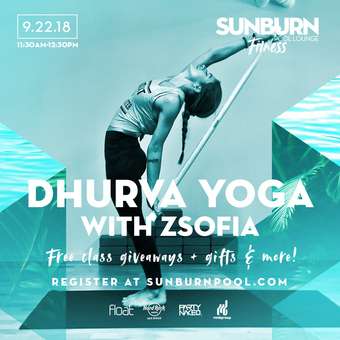 SUNBURN Fitness 2018
