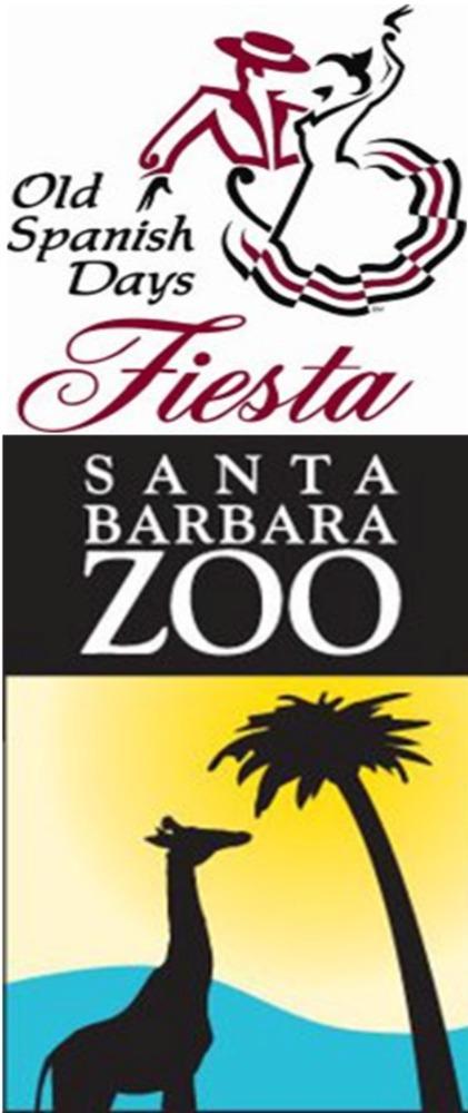 Santa Barbara Zoo & Old Spanish Days